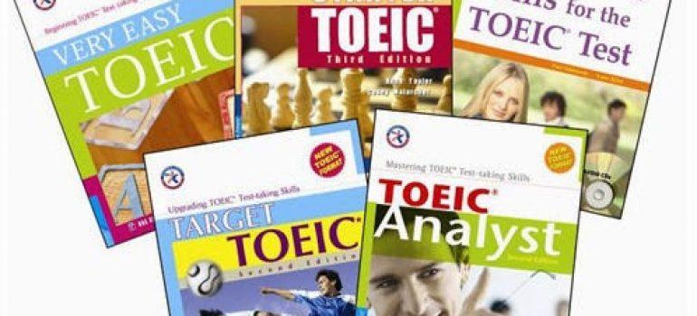 Sách luyện thi Toeic 600