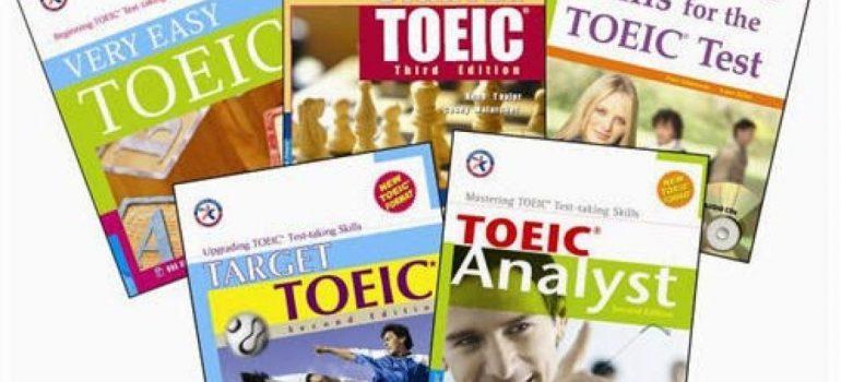 Tài liệu, giáo trình, sách luyện ôn luyện thi TOEIC