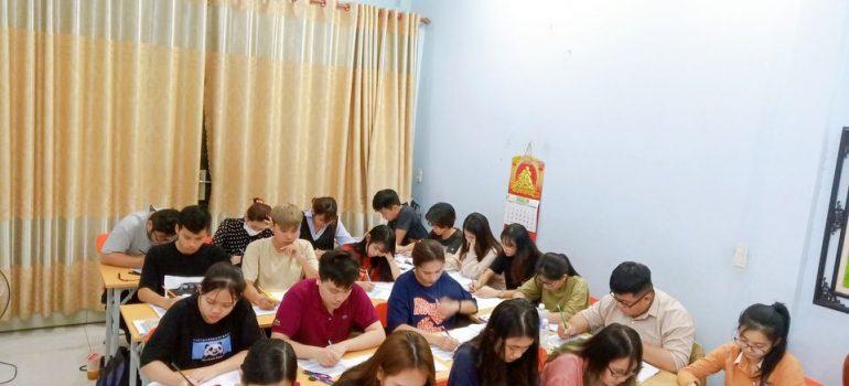 Trung tâm luyện thi Toeic quận 7