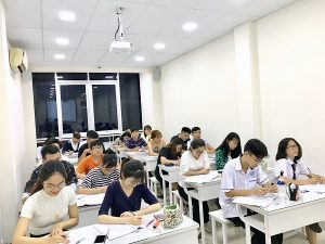 Khóa học luyện thi Toeic 300 - 350 - 400