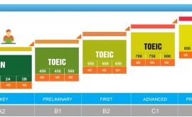 Khóa học luyện thi Toeic bao đậu, cam kết đầu ra ở đâu?