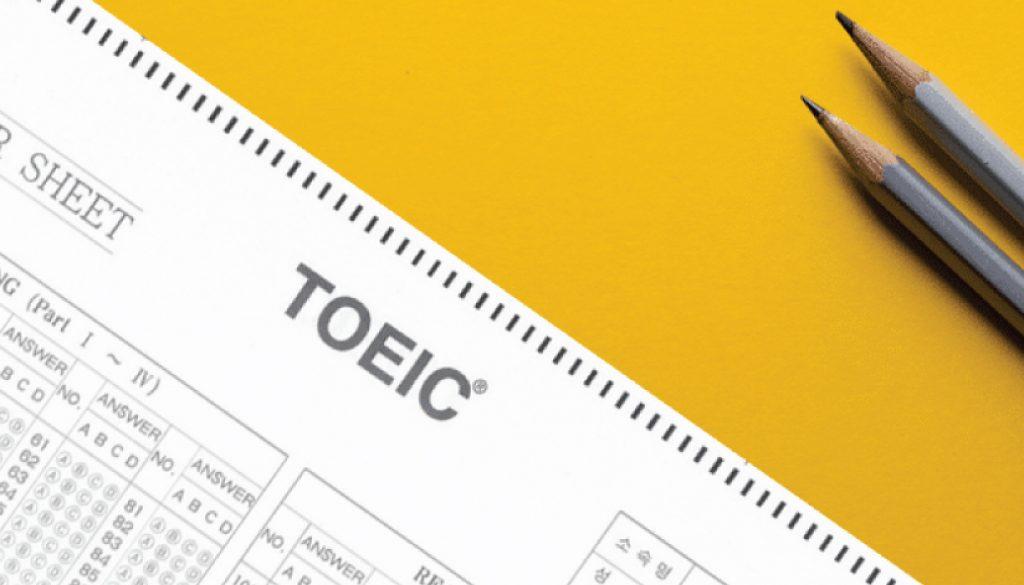 Khóa ôn luyện thi Toeic Format mới
