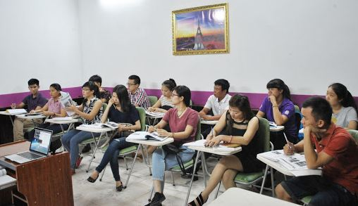 Lớp học luyện thi Toeic Format mới