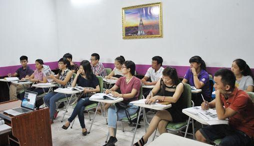Lớp học khóa học Toeic 600 cấp tốc