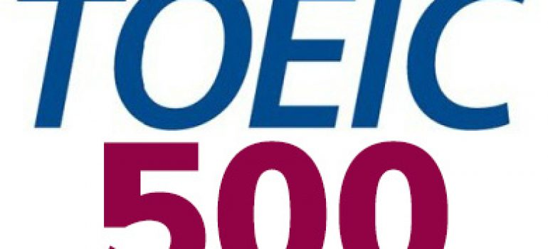 Luyện thi toeic 500 550 cấp tốc - 1 tháng đạt taget